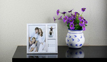 Check Price 3Boxes luxury 6inch 3inch combination mixed photo frame warm family picture frames home decoration baby gifts wedding frames