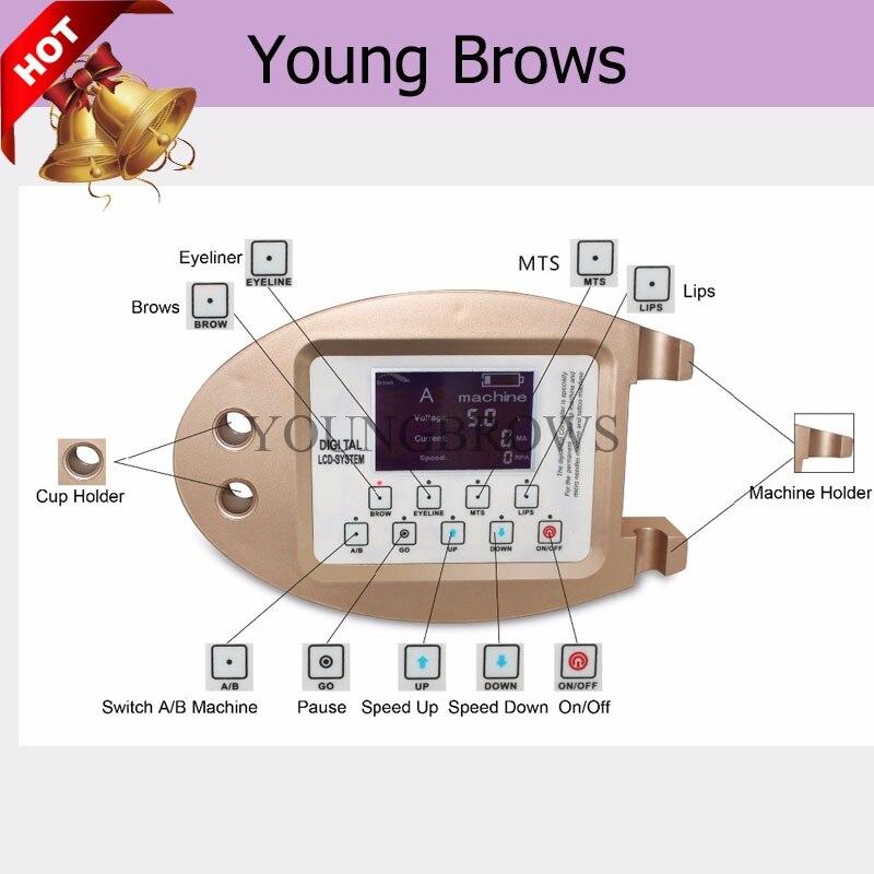 V3 Micropigmentáló eszköz állandó smink gép Digitális - Tetoválás és testmûvészet