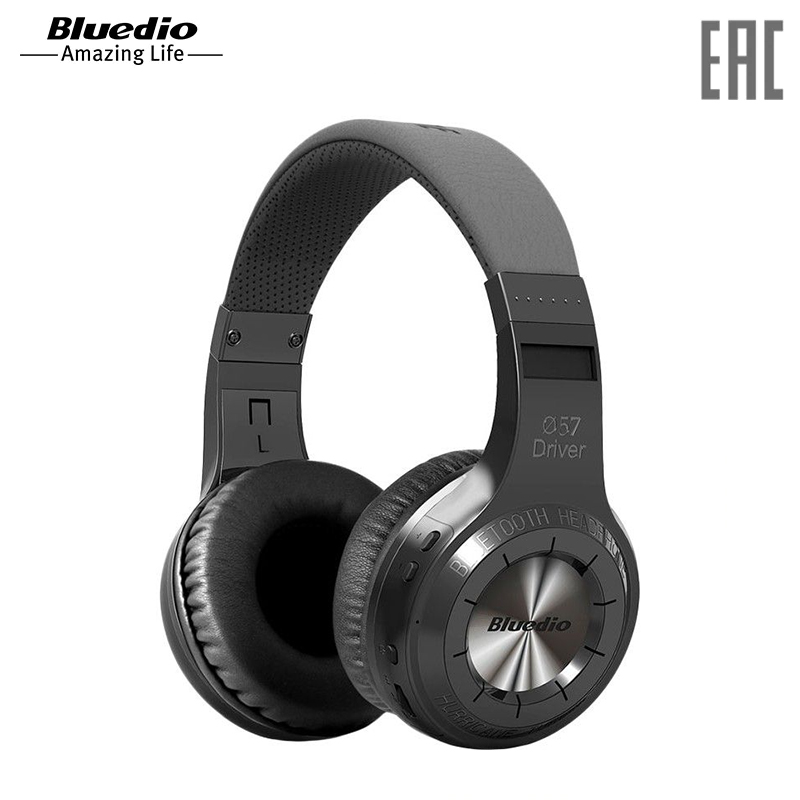 Headphones Bluedio HT wireless orignal bluedio h bluetooth stereo wireless headphones mic micro sd port fm radio bt4 1 over ear headphones free shipping