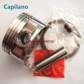 motorcycle modified big bore piston kit 61mm GY6 150 for 157QMJ GY6-150 GY150cc scooter cylinder parts GY6 150cc
