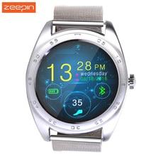 Cacgo k89แฟชั่นบลูทูธ4.0 smart watch h eart rate monitorนอนติดตามpedometerลำโพงสำหรับios a ndroidมาร์ทโฟน