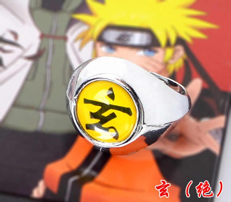 Liva girl נארוטו Akatsuki Ninja Uchiha Itachi Deidara Sasori Kakuzu אורוצ 'ימארו Zetsu Hidan קוספליי טבעת