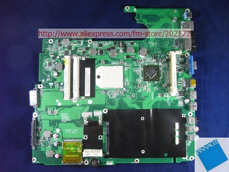 MBAW906001 Motherboard for  Acer aspire 7230, 7530 & 7530G MB.AW906.001 31ZY5MB0050  ZY5 100% tested good mbr4l02001 motherboard for acer aspire 5742 5742zg mb r4l02 001 pew71 l01 la 6582p tested good
