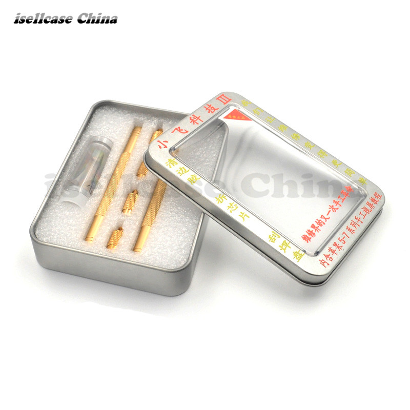 ФОТО Repaired knife CPU A8 A9 motherboard Burin To Remove Phone Processors knifes For iPhone IC Chip Repair Thin Blade Tools