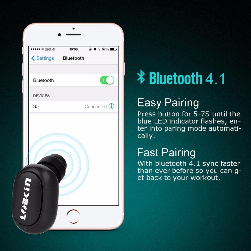 ✅Lobkin Auricolare Bluetooth Senza Fili b70c4b53cf82