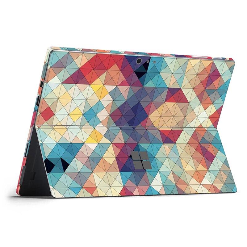 Videospiele FleißIg Für Micro Oberfläche Pro6 Haut Aufkleber Für Oberfläche Pro 6 Zurück Voller Aufkleber Tablet Notebook Vinyl Aufkleber Für Oberfläche Pro 6 Haut-0528