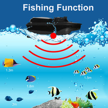 JABO 2BL 10A 2.4G Rc Sonar Fishing Finder Bait boat with water depth detecting
