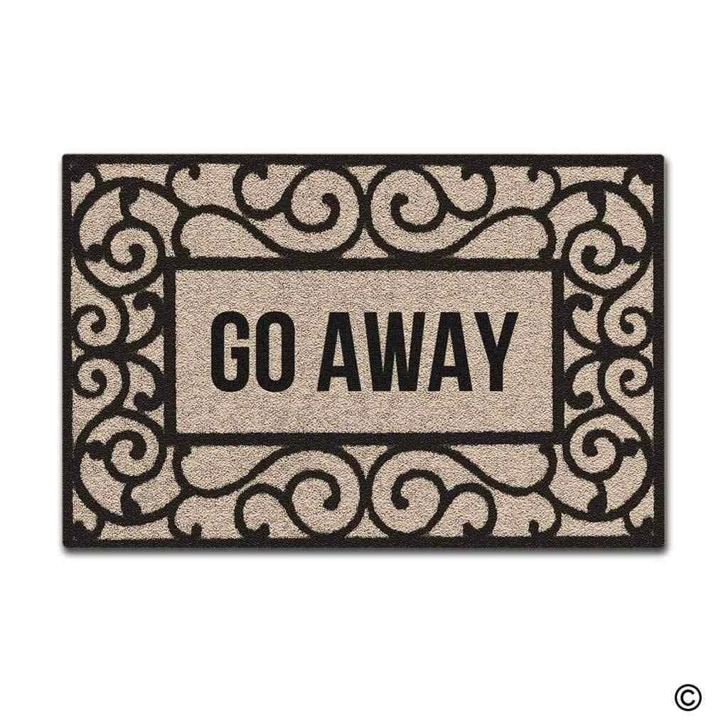 Doormat Entrance Floor Mat Rectangular