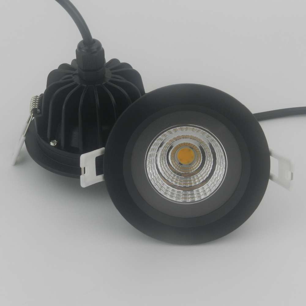 36w Dimmable Led Ceiling Down Light Bathroom Fitting: LED Downlight COB CREE 12W Dimmable Round Square Ceiling