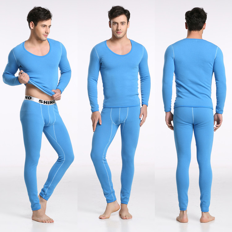 Aliexpress.com : Buy 2PCS Men Underwear Thick Plus Velvet Thermal ...