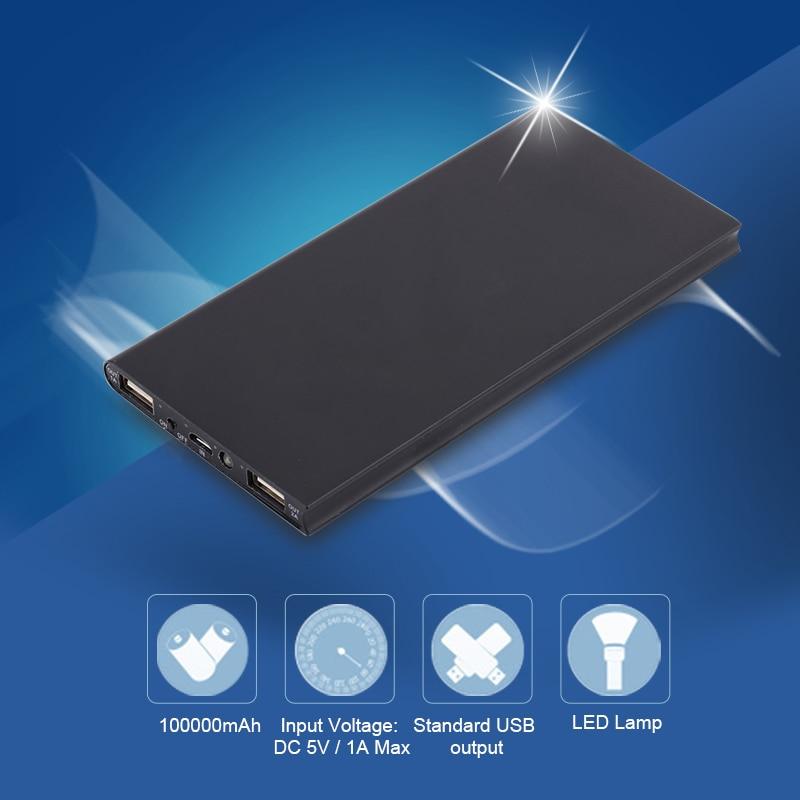 bilder für Energienbank 8000 MAH Li-polymer-akku 2 Port Solar Power Externe Doppel USB Power für iPhone 6 für Samsung Tablet Telefone