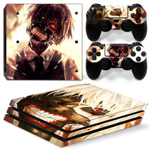 PVC Vinyl Skin Sticker for PS4 Pro for Sony Playstation 4 Pro Console and Controller