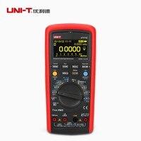 UNI-T UT171C Endüstriyel True RMS Dijital Multimetreler Admittance nS Sıcaklık AC LoZ Kare Dalga Li-Pil USB NCV Ölçmek