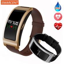 CK11 Smart группа крови Давление монитор сердечного ритма наручные часы умный Браслет фитнес-браслет трекер Шагомер Браслет