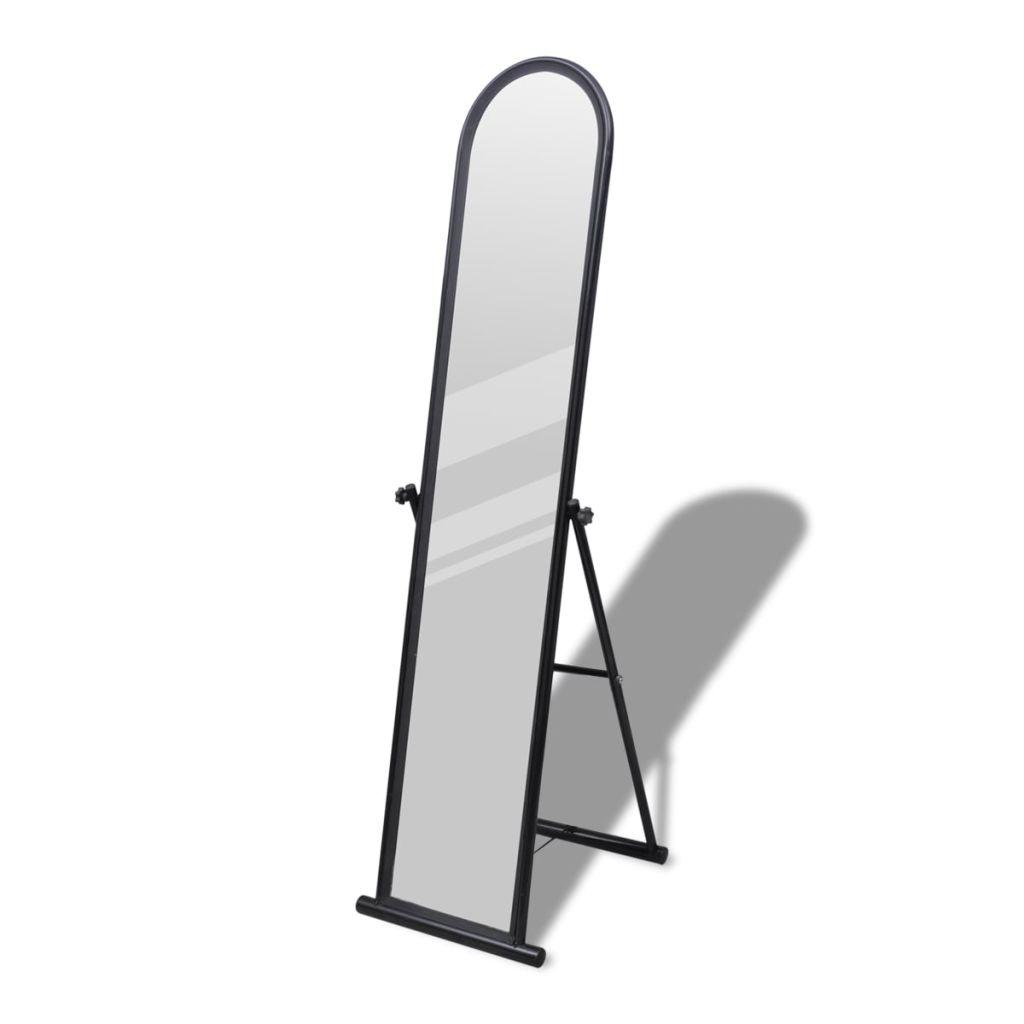 Vidaxl Free Standing Floor Mirror Full Length Rectangular