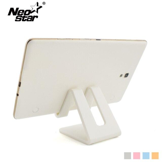 NEO NGÔI SAO Đa Năng Máy Tính Bảng Giá Đỡ Cho iPad Air 2 Mini 2 3 4 Giá Đỡ Điện Thoại Cho Huawei Xiaomi Samsung nhựa Để Bàn