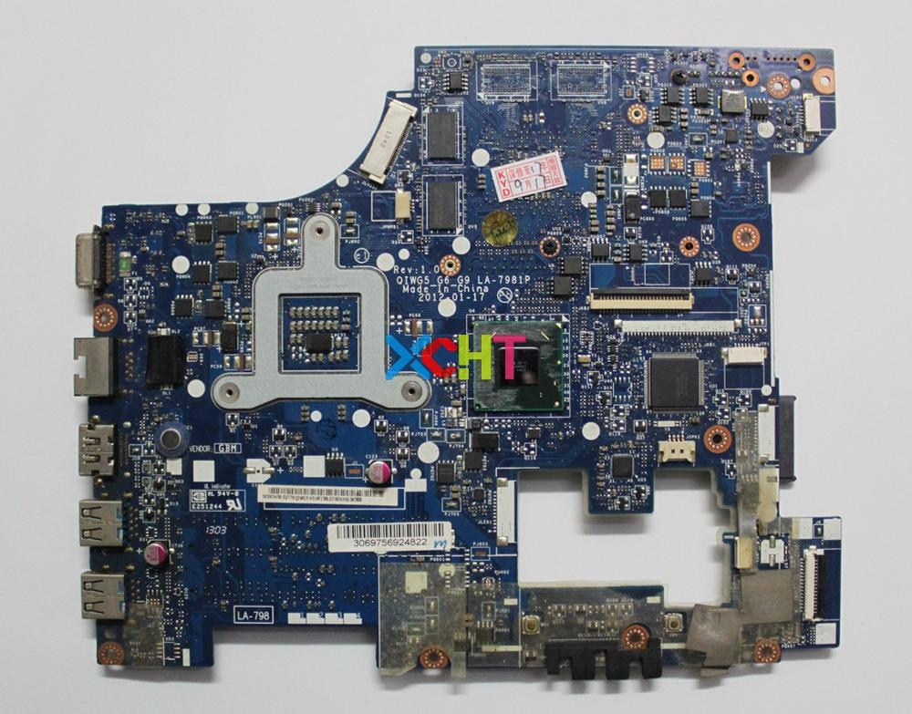 Image 2 - for Lenovo G480 11S90001168 90001168 QIWG5_G6_G9 LA 7981P w N13M GE B A2 GPU Laptop Motherboard Mainboard Tested-in Laptop Motherboard from Computer & Office