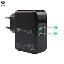 Двухпортовый QC3.0 Быстрая зарядка 36 Вт беспроводной адаптер для зарядки для iPhone/iPad/pixel/samsung/huawei/Millet/One Plus/LG