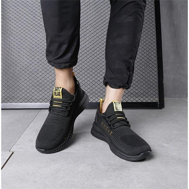 New Mesh Sneakers Casual Lac-up Lightweight Comfortable Walking 4