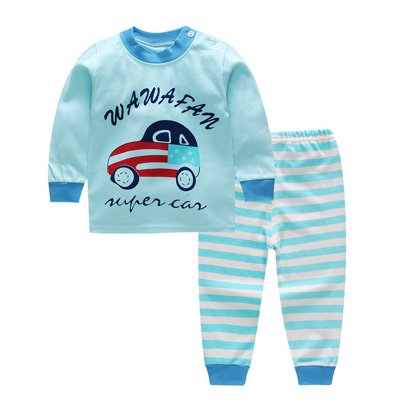 Baby Boys Clothes Set Cotton Newborn Baby Girl Boy Clothing Long Sleeve T Shirt +Pant Suits Spring Autumn Infant Costume Outfit t shirt tops cotton denim pants 2pcs clothes sets newborn toddler kid infant baby boy clothes outfit set au 2016 new boys