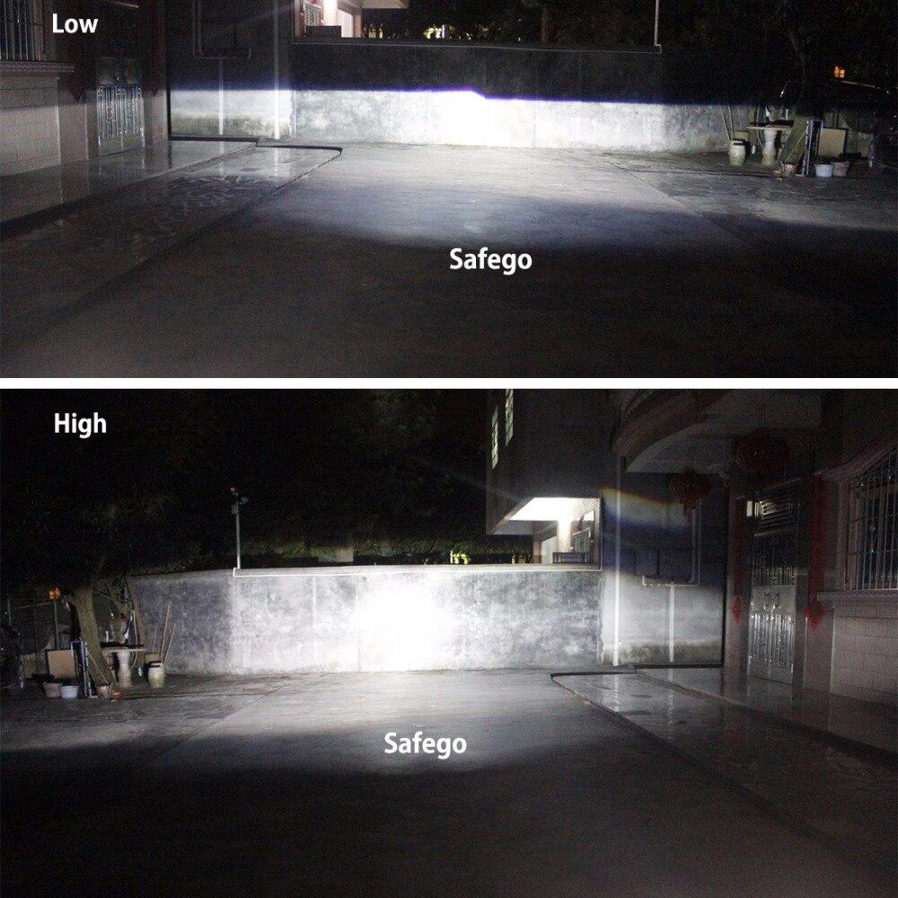 Image 5 - Safego 2 шт. Би объектив с кожухом 2,5 дюймов проектор объектив для H4 H7 Би объектив H1, H11, 9005,9006 автомобиль hid фары-in Передние светодиодные фары для авто from Автомобили и мотоциклы on AliExpress - 11.11_Double 11_Singles' Day