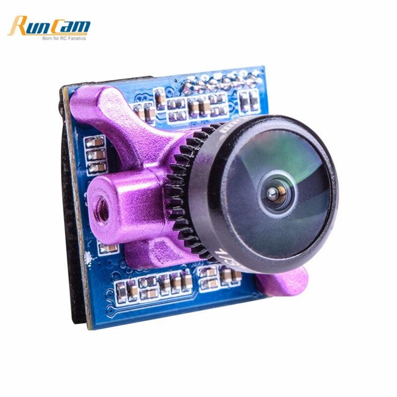 цена на Runcam Micro Sparrow 2 Super WDR OSD 700TVL CMOS FOV 150 Degree 2.1mm 4:3 FPV Mini Camera NTSC PAL For RC Models FPV Drone Parts