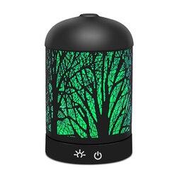 Olejek eteryczny do nawilżacza powietrza dyfuzor aromaterapia ultradźwiękowy dyfuzor zapachowy Mist Maker dla Office Home Forest zaprojektowany 160M|Nawilżacze powietrza|   -