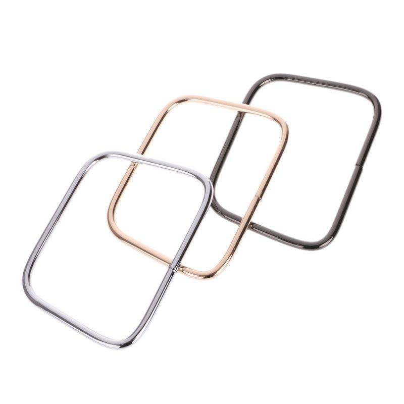 9x0.58cm Metal Bag Handle Handbag Strap Purse Hardware Replacement Handmade Accessories
