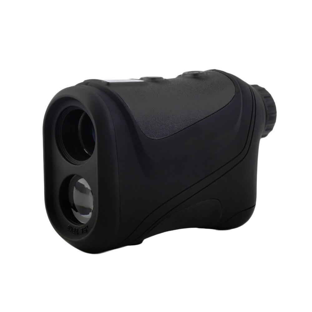 Hot 6x22mm Multifunction Laser Range Finder Telescope 600m Hunting Golf Distance цены
