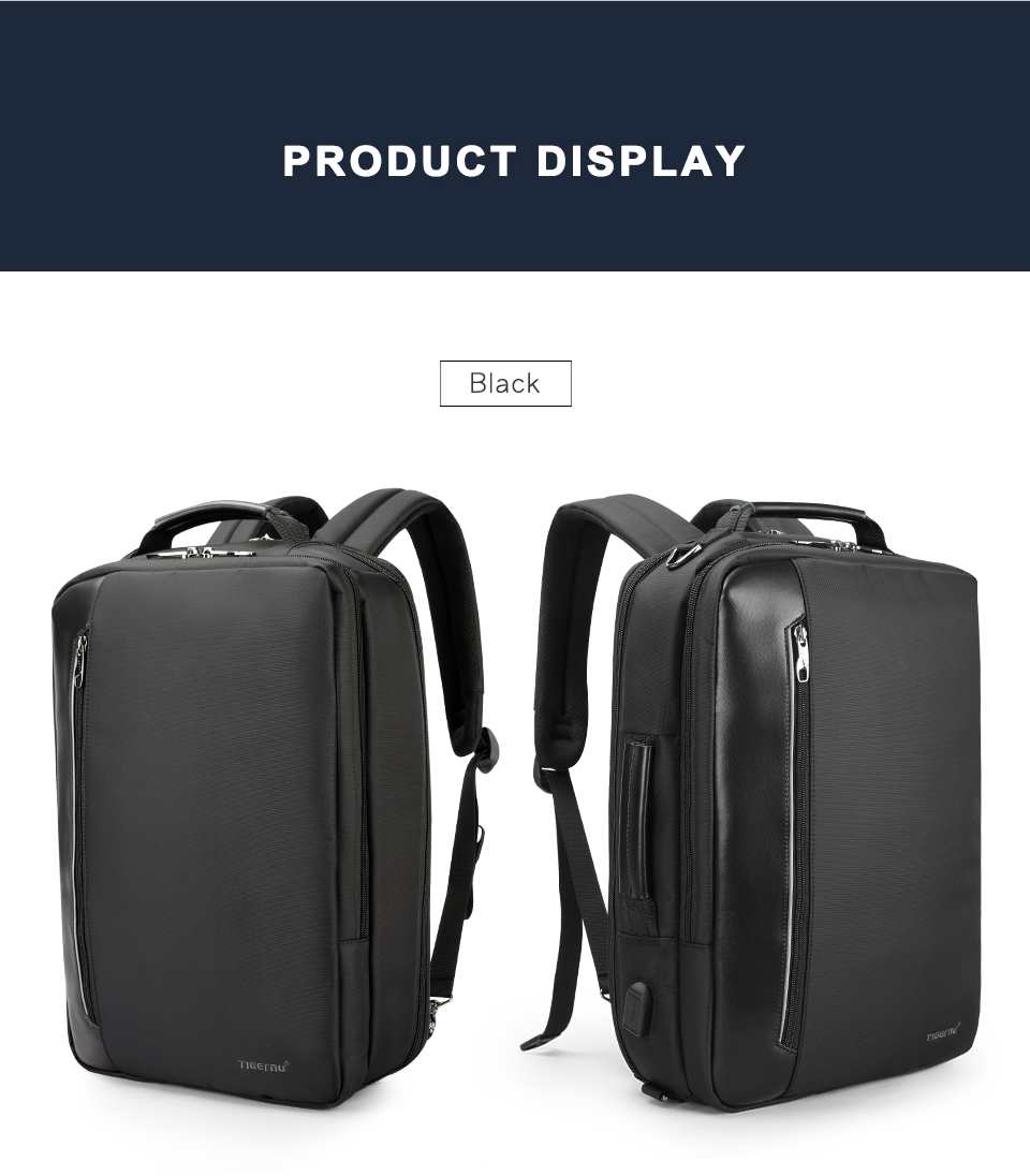 14.men 15.6 inch laptop backpack