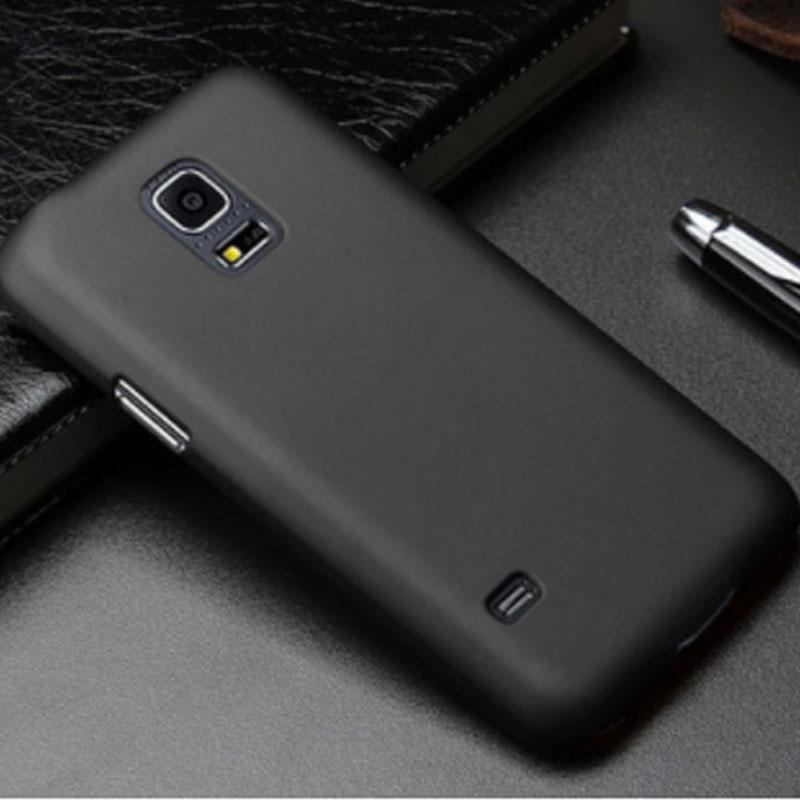 Pour Coque Samsung S5 mini Cas 4.5 Mat En Plastique Dur Retour Cas de couverture Pour Samsung Galaxy S5 Mini G800 G800F G800H Hoesje Fundas