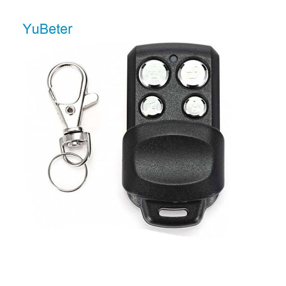 Cloning Remote Controller Wireless Transmitter Switch 4 Buttons Key 315//433MHz