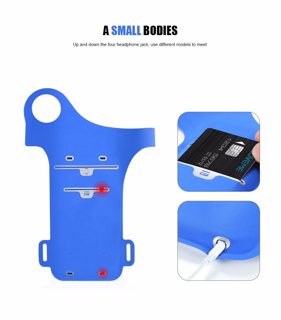 FLOVEME New Cycling Sports ARMBAND Case For Apple Iphone 6 6S Plus SE 4S For Iphone5S For XIAOMI REDMI For HUAWEI P9 Touch Pouch 1 (6)