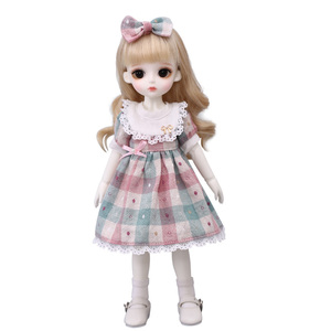 Image 5 - Lcc Macaron 1/6 Body Model Boys Girls Oueneifs High Quality Toys Free Eye Balls Fashion Shop