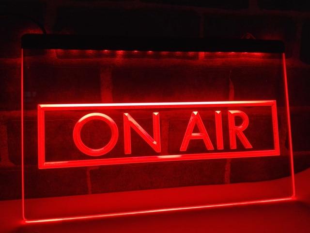 lb480 on air recording studio new nr led neon light sign home decor
