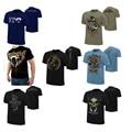 Envío gratis Triple divierte el Veneno Rko Randy Camiseta Seth Rollins Hunter manga corta Orton NEW