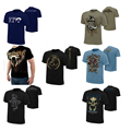 Free shipping  Randy T-shirt Seth  Triple sports Rko  Venom Rollins Hunter short sleeve Orton NEW