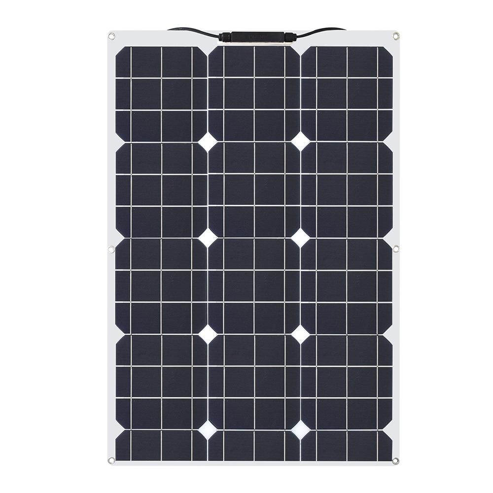 60W 18V flexible solar panels 1
