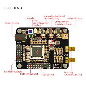 Image 4 - Module AD9910 DDS, générateur de Signal DAC, sortie de 420M, 1GSPS de taux déchantillonnage, Module de générateur de Signal de fréquence