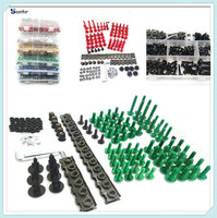 Motorcycle Accessories Fairing Body Bolts set Kit Fastener Clips Screw Nuts For YAMAHA R1 R6 BMW HP2 SPORT K1200R 1200 EXPLORER