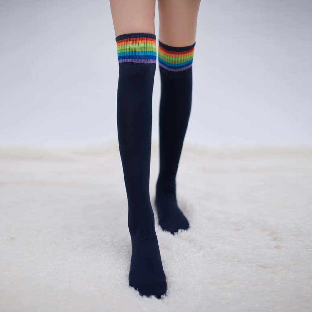 """Сексуальные чулки для женщин зимние теплые длинные сапоги выше колена чулки """"Medias"""" De Mujer Modis # CE25"""