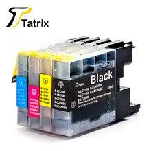 Tatrix – cartouche d'encre 4PK LC17 LC77 LC79 LC450 LC1280 pour Brother MFC J430W J825DW J5910DW J625DW J6510DW J6710DW J6910DW J6710DW