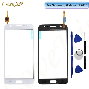 Touchscreen For Samsung Galaxy J5 J500 SM-J500FN J500F J500Y Touch Screen Sensor Front Panel LCD Display Digitizer Glass Cover image