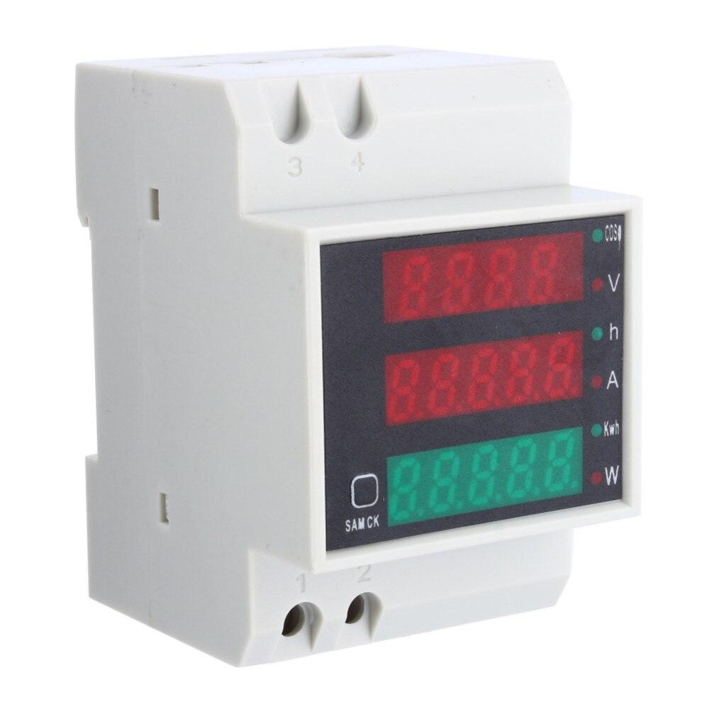 electricidad medidor de kwh