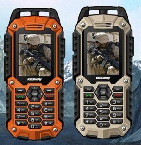 Quest T99 Rugged Phone Dual Sim Card Waterproof Mobile Qwerty Phones Ip57