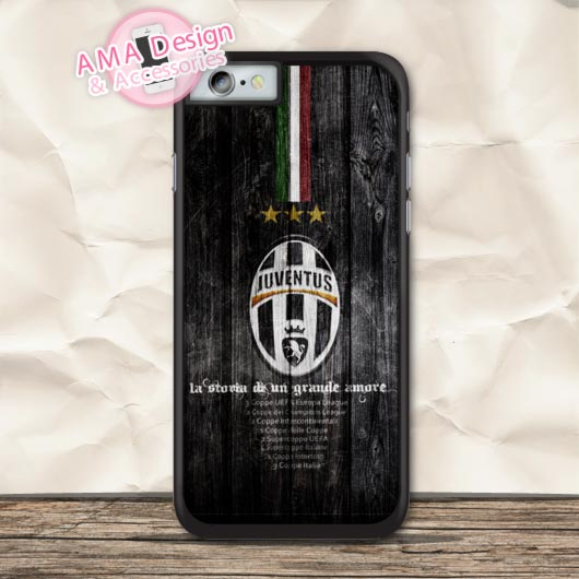 Italian Juventvz Fans Clubhouse Protective Case For iPhone X 8 7 6 6s Plus 5 5s SE 5c 4 4s For iPod Touch