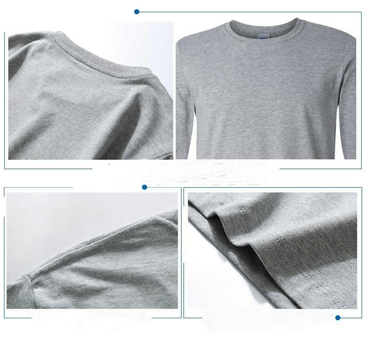 De la moda de los hombres de Saab T camisa Casual Hombre cuello redondo diseño DAF camión camiseta 3D Impresión de algodón de manga larga Camiseta tee superior