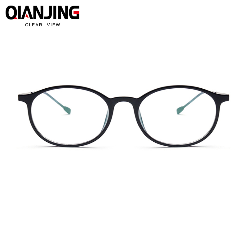 Fashion Male Big Oversized Square Optical Prescription TR90 Glasses Frame Men Ultra Light Soft Myopia Reading Eyewear With Tip