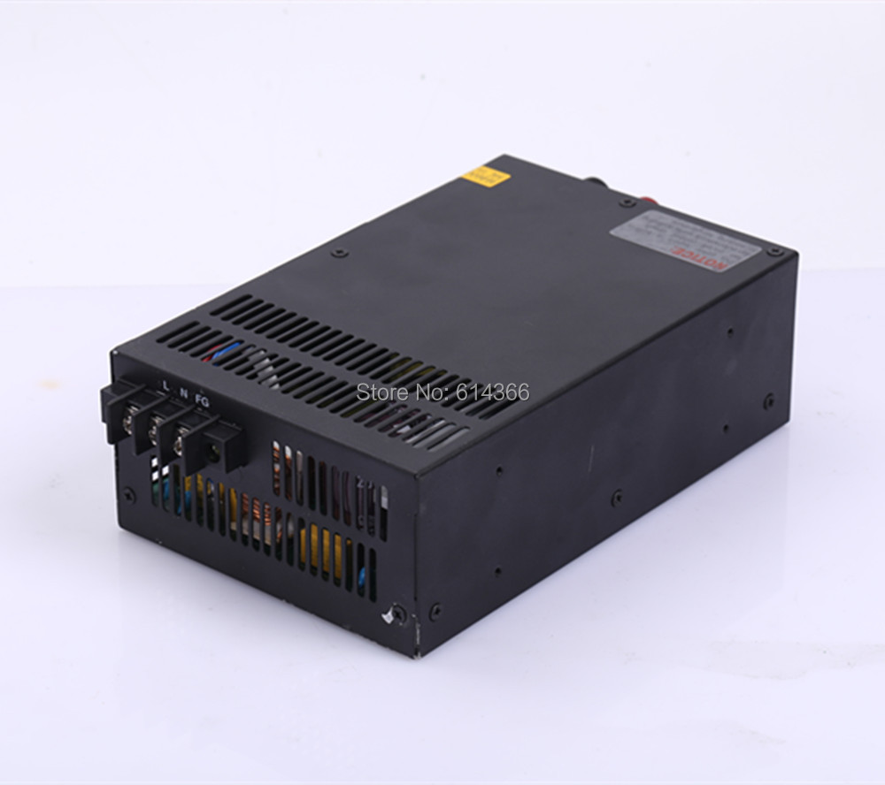Best quality 15V 53A 800W Switching Power Supply Driver for LED Strip AC 110V 220V Input to DC 15V 800W 1200w 48v adjustable 220v input single output switching power supply for led strip light ac to dc