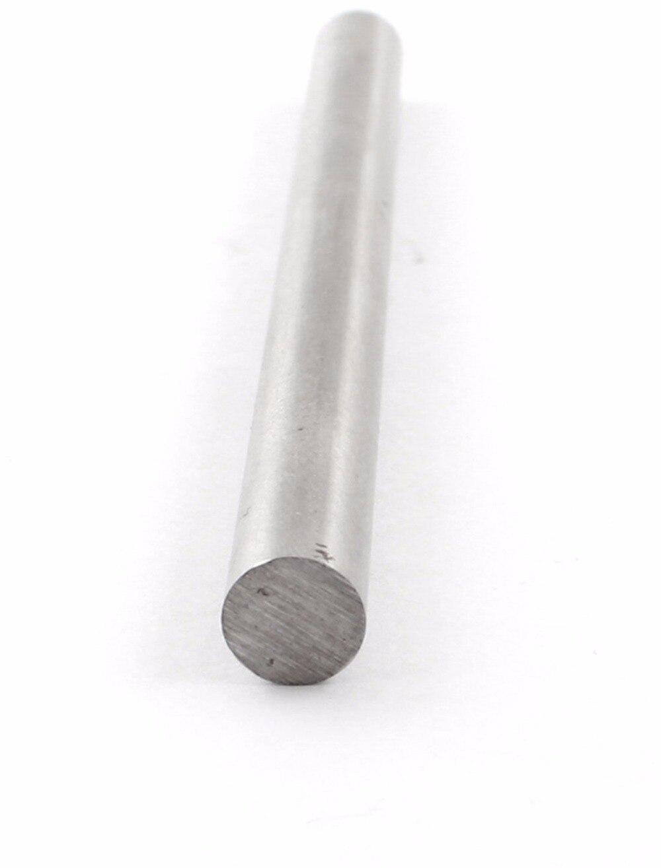 Купить с кэшбэком 1PCS Silver Tone High Speed Steel HSS Round Turning Lathe Bar Rod 7.5mm/9mm/10mm/11.5mm/12mm